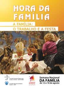 1ª Capa Hora da Família 2012