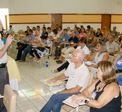 Encontro Diocesano refletiu o Diretório da Pastoral Familiar