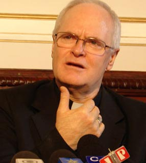 Cardeal Odilo Pedro Scherer