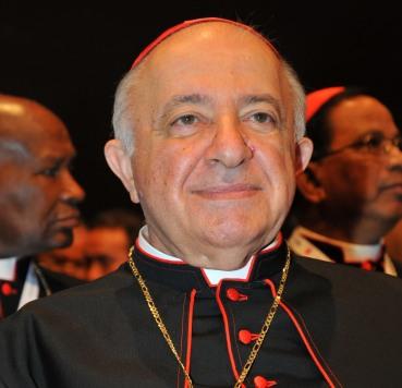 Dionigi Tettamanzi, arcebispo emérito de Milão.