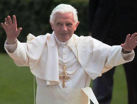 Papa Bento XVI em Milão para o VII Encontro Mundial das Famílias