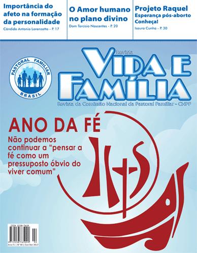 Revista Vida e Família Nº 90