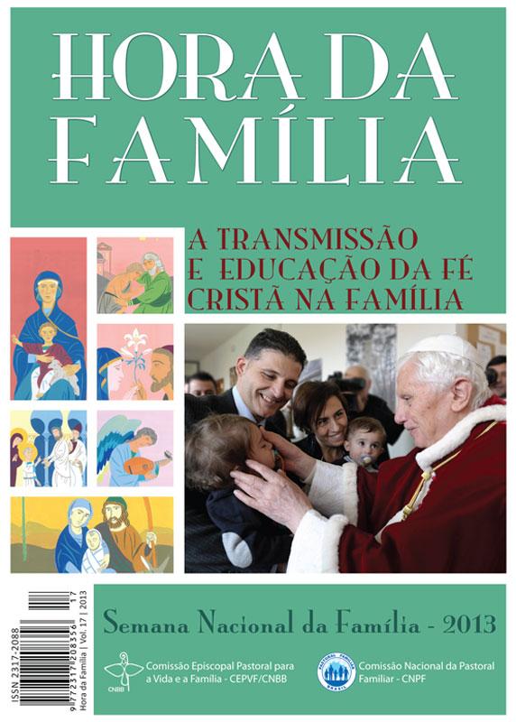 Capa Hora Familia 2013