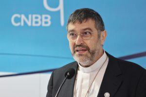 Dom João Bosco Barbosa, bispo de Osasco (SP) e presidente da Comissão Episcopal Pastoral para a Vida e a Família da Conferência Nacional dos Bispos do Brasil (CNBB