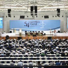 54ª Assembleia Geral da CNBB reflete sobre missão dos leigos na Igreja e na sociedade