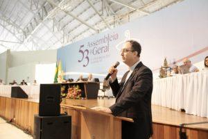 Dom Sergio da Rocha / Assembléia geral CNBB
