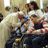 Papa no Dia Internacional das Pessoas com Deficiência: participação e dignidade