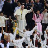 Papa Francisco coloca as famílias no centro das intenções de oração para o mês de agosto
