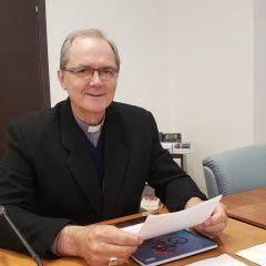 Dom Bruno Eliseu Versari fala ao Dicastério para a Família do Vaticano