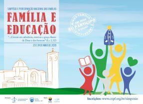Família e Educação: vem aí o Simpósio e Peregrinação Nacional das Famílias