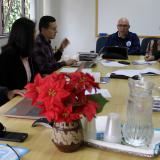Comissão para a Vida e a Família realiza primeira reunião presencial
