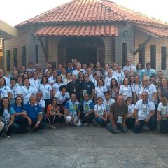 Pastoral Familiar do Regional NE 2 realiza encontro Formativo em Campina Grande