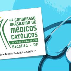 Brasília recebe 4º Congresso Brasileiro de Médicos Católicos