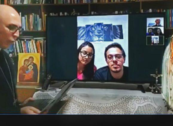 Namorados partilham experiência de unidade e oração nos relacionamentos