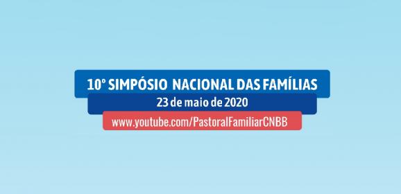 10º Simpósio Nacional das Famílias será online