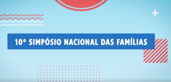 Disponíveis no Youtube todas as palestras do 10º Simpósio das Famílias