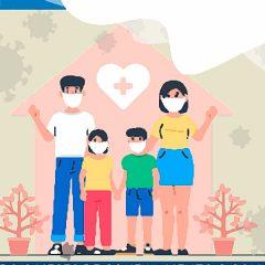 Pesquisa em Manaus identifica mudanças no relacionamento familiar durante quarentena