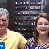 Afrânio e Flávia Soares apresentam perspectivas do Setor Casos Especiais
