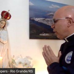 Dom Ricardo inicia live com pedido de oração para caso de aborto