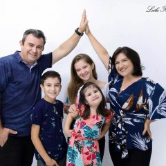 Família Schila conta como aproveitar isolamento e fortalecer convivência e fé