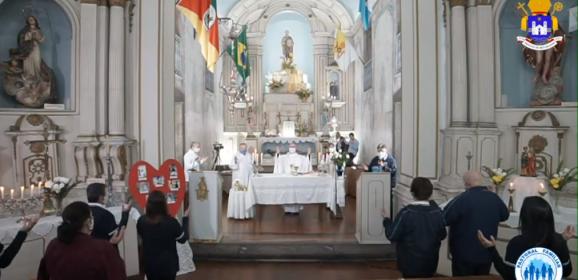 Missa transmitida pelas redes sociais abrirá Semana Nacional da Vida