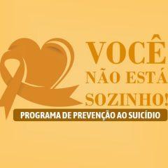 Motivada por Setembro Amarelo, Pastoral Familiar promove live sobre suicídio
