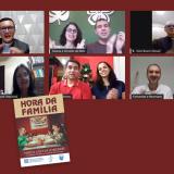No Dia Nacional da Família, Pastoral lança o Hora da Família mensal 2021