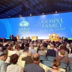 Tem início o 9º Encontro Mundial das Famílias em Dublin, Irlanda