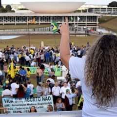 Brasília sedia a 11ª Marcha Nacional da Cidadania pela Vida contra o Aborto
